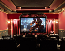 Home Theater Design Ideas - Posters, Accessories