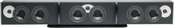Atlantic Technology Home Theater Center Channel Speaker